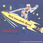 Rick Lawndale Band Surfabilly Rock
