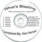 Ken Nunoo What's Blasting
