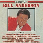 Bill Anderson Best Of Bill Anderson