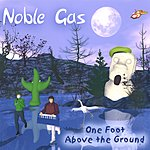 Noble Gas One Foot Above The Ground