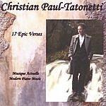 Christian Paul-Tatonetti 17 Epic Verses