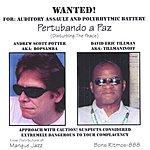 Pertubando A Paz Wanted!