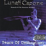 LunatiCapone Years Of Dedication (Parental Advisory)