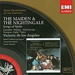 Victoria De Los Angeles Great Recordings Of The Century: The Maiden & The Nightingale