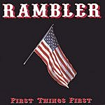 Rambler First Things First