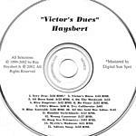 Ray Haysbert Jr. Victor's Dues