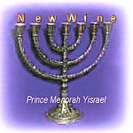 Prince Menorah Yisrael New Wine