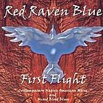 Red Raven Blue First Flight