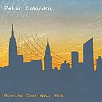 Peter Calandra Sunrise Over New York