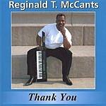 Reginald T. McCants Thank You