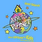 Janet Sclaroff Janet's Planet