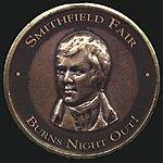 Smithfield Fair Burns Night Out!