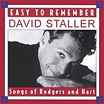 David Staller Easy To Remember: Songs Of Rodgers And Hart