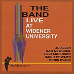 The Band Live At Widener University