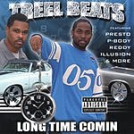 Treel Beats Long Time Comin (Parental Advisory)