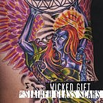 Wicked Gift Stained Glass Scars