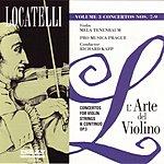 Mela Tenenbaum L'Arte Del Violino, Vol.3