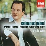 Emmanuel Pahud Works For Flute