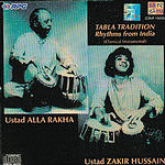 Alla Rakha Tabla Traditions - Rhythms from India