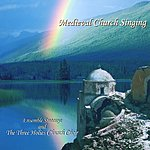 The Three Holies Church Choristers Medieval Church Singing