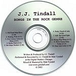 J.J. Tindall Songs In The Rock Genre