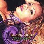 Black Moon Autumn Hearts