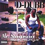 D-Dubb 'Mr. Simpson' (Hip Hop Soul Vol.1)