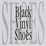 Shoes Black Vinyl Shoes
