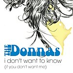 The Donnas I Don't Want To Know