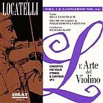 Mela Tenenbaum L'Arte Del Violino, Vol.1 & 2
