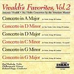 Richard Kapp Vivaldi's Favorites, Vol.2