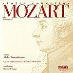 Czech Philharmonic Orchestra Mozart Violin Concertos-Vol. 3