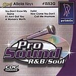 Alicia Keys Sing Like Alicia Keys
