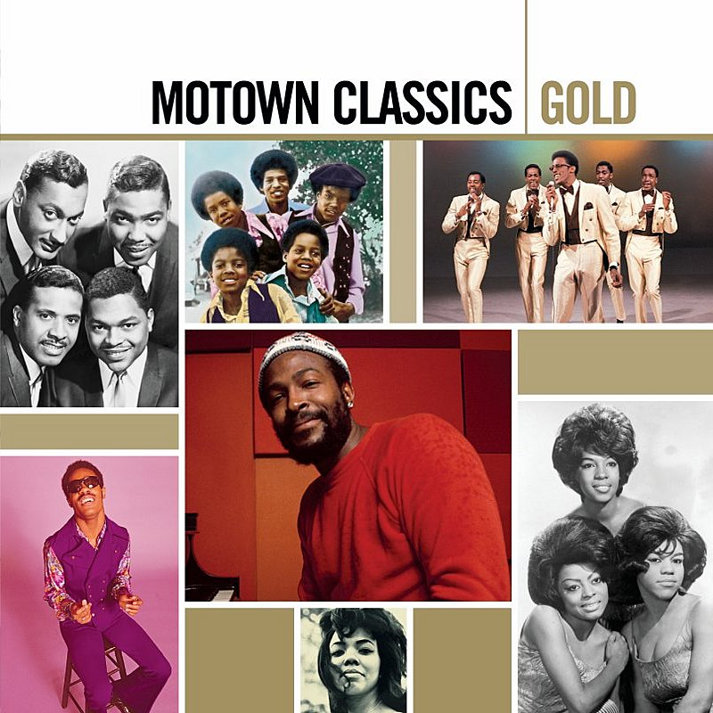 Various - Classic Motown
