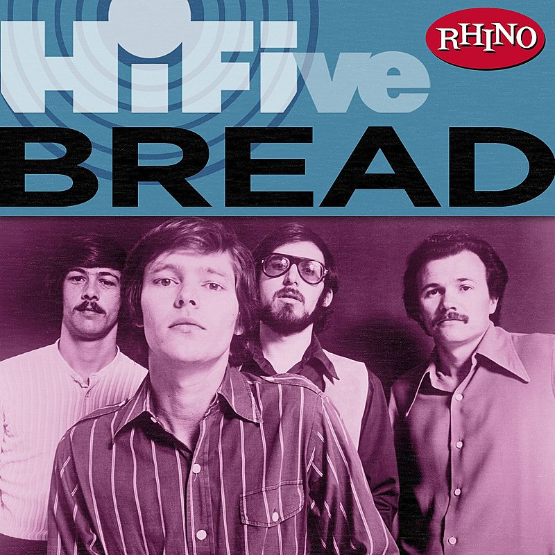 Cover Art: Rhino Hi-Five: Bread