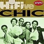 Chic Rhino Hi-Five: Chic