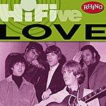 Love Rhino Hi-Five: Love