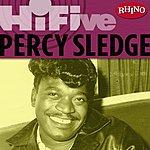 Percy Sledge Rhino Hi-Five: Percy Sledge