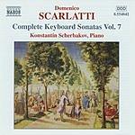 Konstantin Scherbakov Complete Keyboard Sonatas, Vol.7