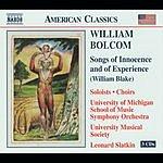 Leonard Slatkin Songs Of Innocence And Of Experience (William Blake)