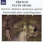 Patrick Gallois French Flute Music
