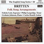 Felicity Lott Folk Song Arrangements
