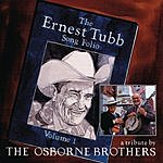 Osborne Brothers The Ernest Tubb Song Folio, Vol.1