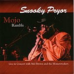Snooky Pryor Mojo Ramble: Snooky Pryor Live In Concert