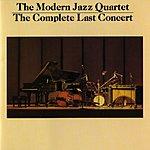 The Modern Jazz Quartet The Complete Last Concert