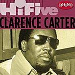 Clarence Carter Rhino Hi-Five: Clarence Carter