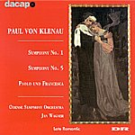 Jan Wagner Symphony Nos. 1 And 5/Paolo Und Francesca