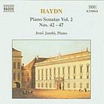 Jenő Jandó Piano Sonatas, Vol.2: Nos.42-47
