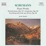 Jenő Jandó Schumann Piano Works
