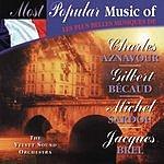 The Velvet Sound Orchestra Most Popular Music Of Charles Aznavour, Gilbert Bécaud, Michel Sardou & Jaques Brel